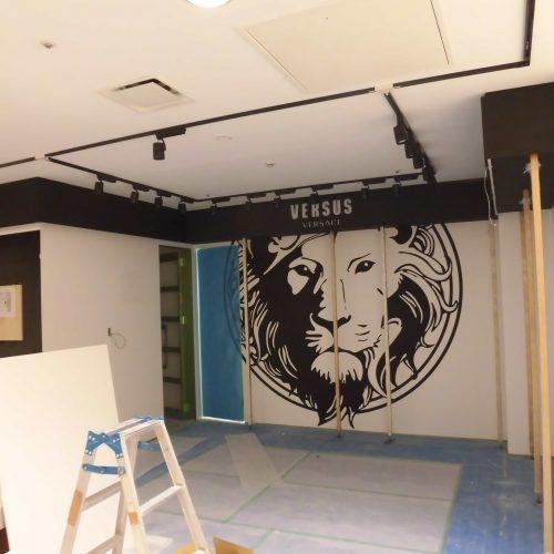 VERSUS岩田屋 壁画